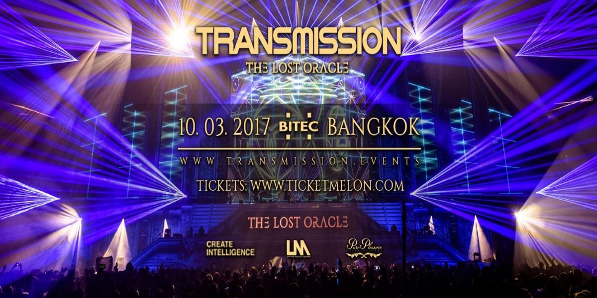 Transmission Festival Thailand 2017 World Dj Festivals